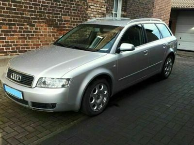 gebraucht Audi A4 VerkaufeB6 (Typ E8) 1.6 Avant Sil...