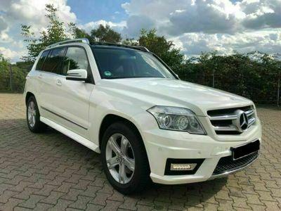 gebraucht Mercedes GLK300 4Matic 7G-TRONIC AMG Paket