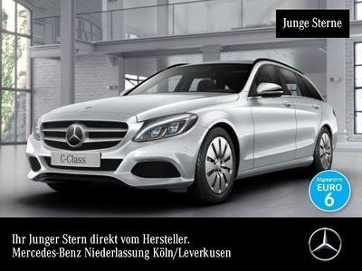 gebraucht Mercedes C250 d T 4M Distr+ COMAND ILS LED EDW Totwinkel