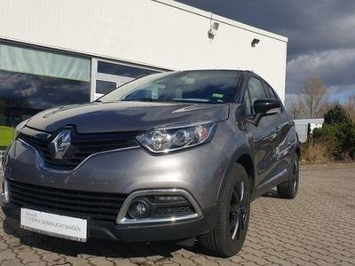 gebraucht Renault Captur Luxe dCi 90 EDC Automatik