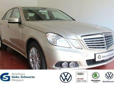 gebraucht Mercedes E250 CGI Elegance BlueEfficiency AHK+GRA+Navi