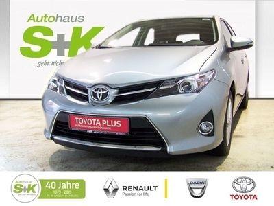 gebraucht Toyota Auris 1,6-l-Valvematic (132 PS) 5-Türer Edition