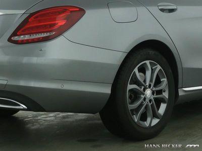 gebraucht Mercedes C180 C-KlasseAvantgarde Comand ILS-LED Spur-Paket