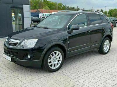 gebraucht Opel Antara Design 2.2 CDTI Edition 4x4 TÜV NEU AHK