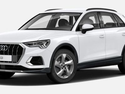gebraucht Audi Q3 35 TDI 150 S-Tronic Advanced LED Nav+ AdvKey
