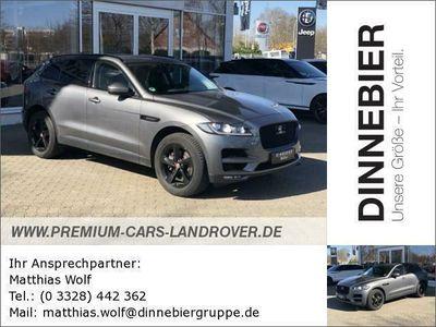 gebraucht Jaguar F-Pace Portfolio AWD Gebrauchtwagen, bei Autohaus Dinnebier GmbH