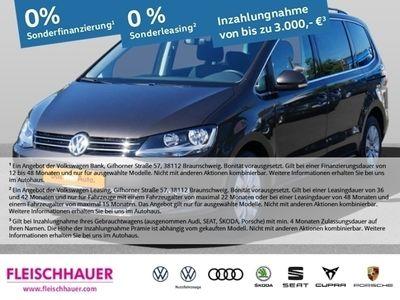 gebraucht VW Sharan Comfortline BMT 2.0 TDI 7-Sitzer DSG NAVI