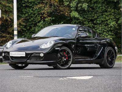 gebraucht Porsche Cayman S Black Edition