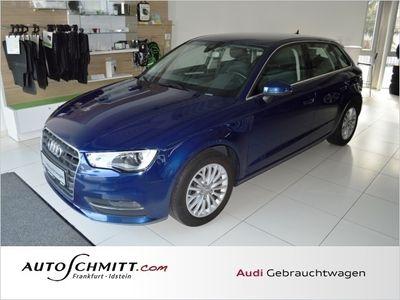 gebraucht Audi A3 Sportback 2.0 TDI Ambiente Navi Xenon ACC