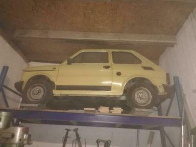 used Fiat 126 BamImbino 650, Modell