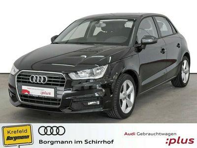 gebraucht Audi A1 Sportback 1.0 TFSI design media-Paket Alu 16 Zoll