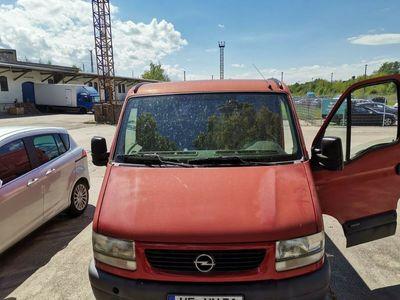 gebraucht Opel Movano 2.8 DTI L1H2