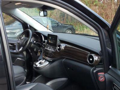 gebraucht Mercedes V250 (BlueTEC) d lang 7G-TRONIC Avantgarde ...