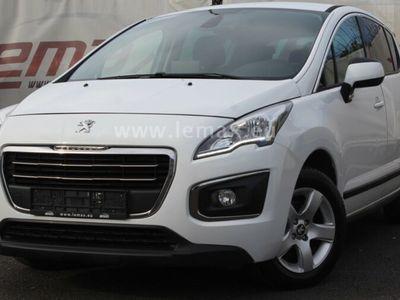 käytetty Peugeot 3008 1.6 BlueHDi Aut.120 Navi Alu Pdc LED #985