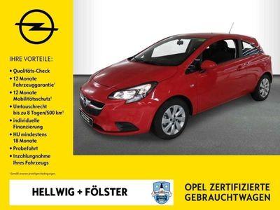 gebraucht Opel Corsa E 1.4 Edition (EURO 6d-TEMP)