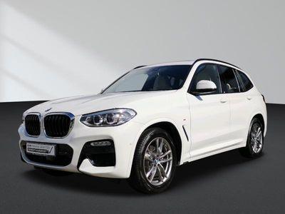 gebraucht BMW X3 xDrive20d M Sportpaket Panorama EDC HIFI 19 M LMR