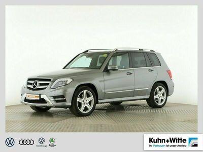 gebraucht Mercedes GLK350 CDI 4MATIC *AHK*Panorama*Navi*AMG Ext.*