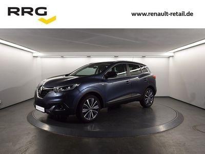 gebraucht Renault Kadjar BOSE-EDITION TCe 130 ANHÄNGEKUPPLUNG