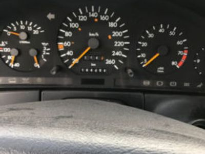 gebraucht Mercedes 300 SE W140