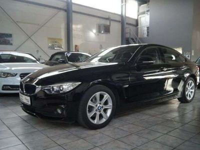 gebraucht BMW 418 Gran Coupé d Advantage*Navi*BI-Xenon*Memory als Sportwagen/Coupé in Gütersloh