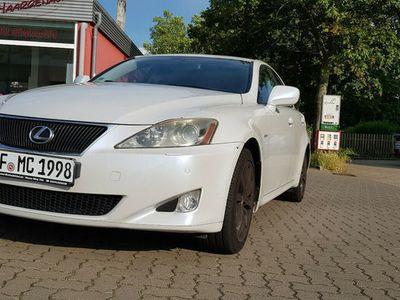 gebraucht Lexus IS220d DPNR Luxury Line auch Tausch möglich