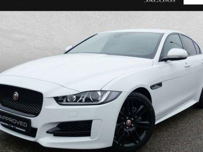gebraucht Jaguar XE 20d 180PS R-Sport Automatik