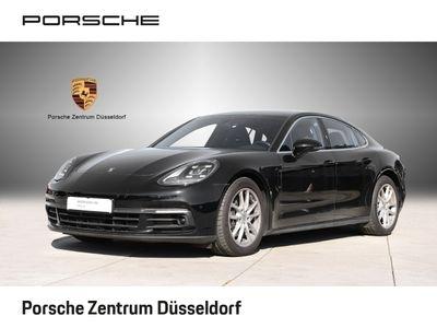 gebraucht Porsche Panamera Komfortsitze Abstandsregelung Spurwechselassistent