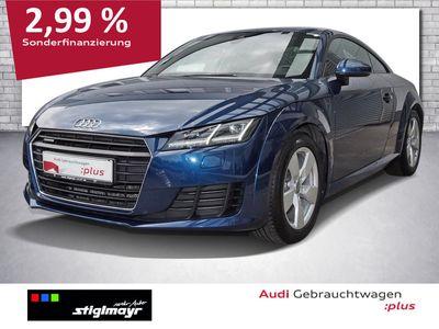 gebraucht Audi TT Coupé Coupe 2.0 TFSI quattro S-tronic LED+Sportsitze+VC+