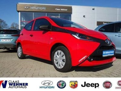 used Toyota Aygo x-wave *Klima,Bluetooth,ESP