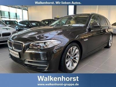 gebraucht BMW 520 d Touring NavigationProf SpeedLimit HiFi