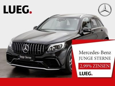 gebraucht Mercedes GLC63 AMG AMG 4M Comand+Fahrassist.+Pano.-Dach+360°