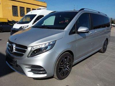 używany Mercedes V250 Edition AMG Navi+STHZG+LED+Distr