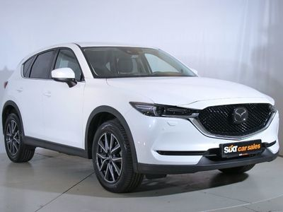"käytetty Mazda CX-5 175 Sports-Line AWD|LED|Navi|DAB|19"""