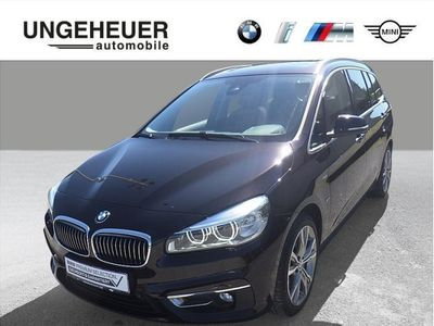 used BMW 220 Gran Tourer d xDrive Luxury Line