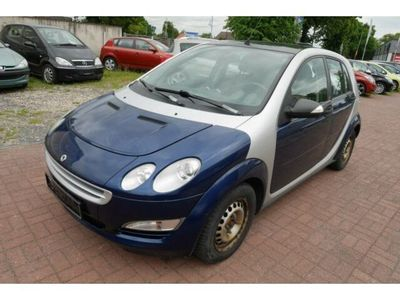 used Smart ForFour pulse