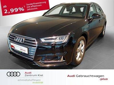 gebraucht Audi A4 Avant sport 35 TFSI 110 kW (150 PS) 6-Gang