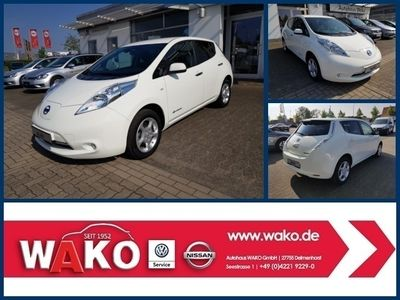 gebraucht Nissan Leaf Acenta Aut. Lim./REAR-CAM/NAVI/ SHZ/TEMP/ S