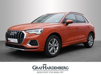 gebraucht Audi Q3 advanced 35 TDI S tronic Virtual Cockpit