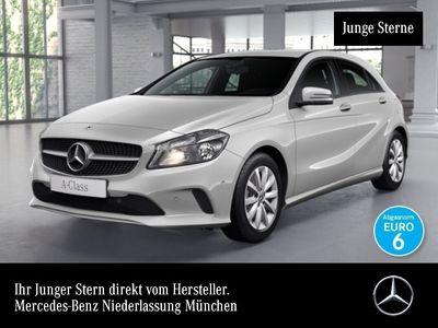 gebraucht Mercedes A180 Kamera Navi PTS 7G-DCT Sitzh Temp