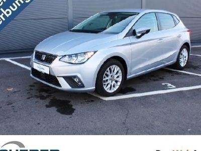 used Seat Ibiza 1.0 TSI STYLE ALU/KLIMA/PDC/EURO 6