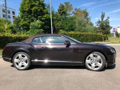 gebraucht Bentley Continental GTC W12 Mulliner von München