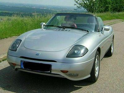 gebraucht Fiat Barchetta 1.8 Limited Edition