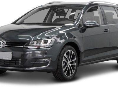 gebraucht VW Golf VII Variant 2.0 TDI DSG ALLSTAR Comfortline