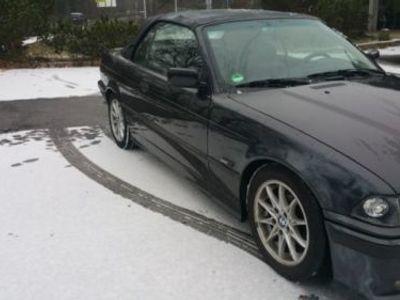 gebraucht BMW 318 Cabriolet e36 i TÜV bis 05-2018