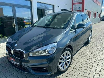 gebraucht BMW 218 Active Tourer d Sport Line*Pano*Navi*Autom. als Limousine in Rüsselsheim