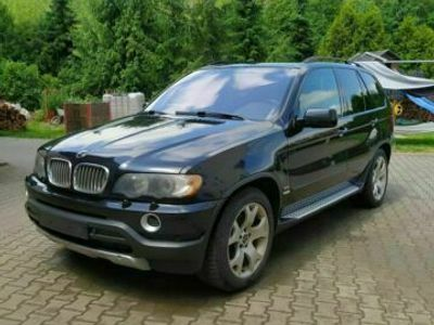 gebraucht BMW X5 E534,4i Sportpaket, AHK