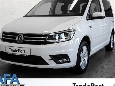 gebraucht VW Caddy Comfortline 2,0 TDI DSG AHK,Xenon,Navi,ACC