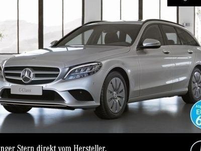 gebraucht Mercedes C220 d T 4M LED AHK Kamera PTS Easy-Pack 9G Sitzh