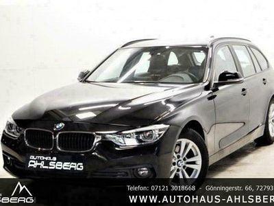 gebraucht BMW 320 d Touring Steptronic Led/Ahk/Navi/PDC