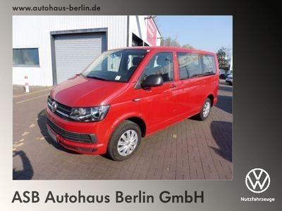 gebraucht VW Multivan T6Trendline 2,0 TDI EU6 DSG Trendl Navi Standhzg